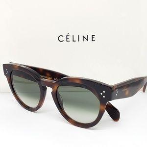 287095c520 Celine Accessories - Celine Round Sunglasses Frame Havana